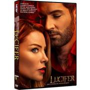 Lucifer Saison 5 (en anglais uniquement)