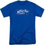 Astro Pop Vintage Logo Mens Big and Tall Shirt