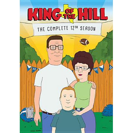 King of the Hill: The Complete 12th Season (DVD) - King Of The Hill Halloween Quotes