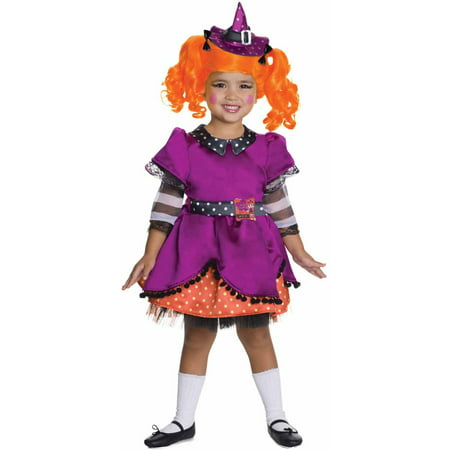 lalaloopsy deluxe candy broomsticks child halloween costume walmartcom