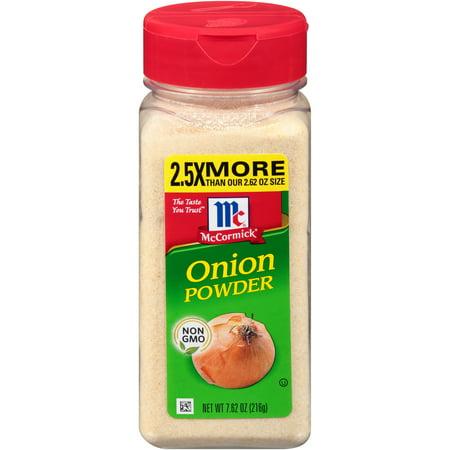 Asafoetida Powder - McCormick Onion Powder, 7.62 OZ