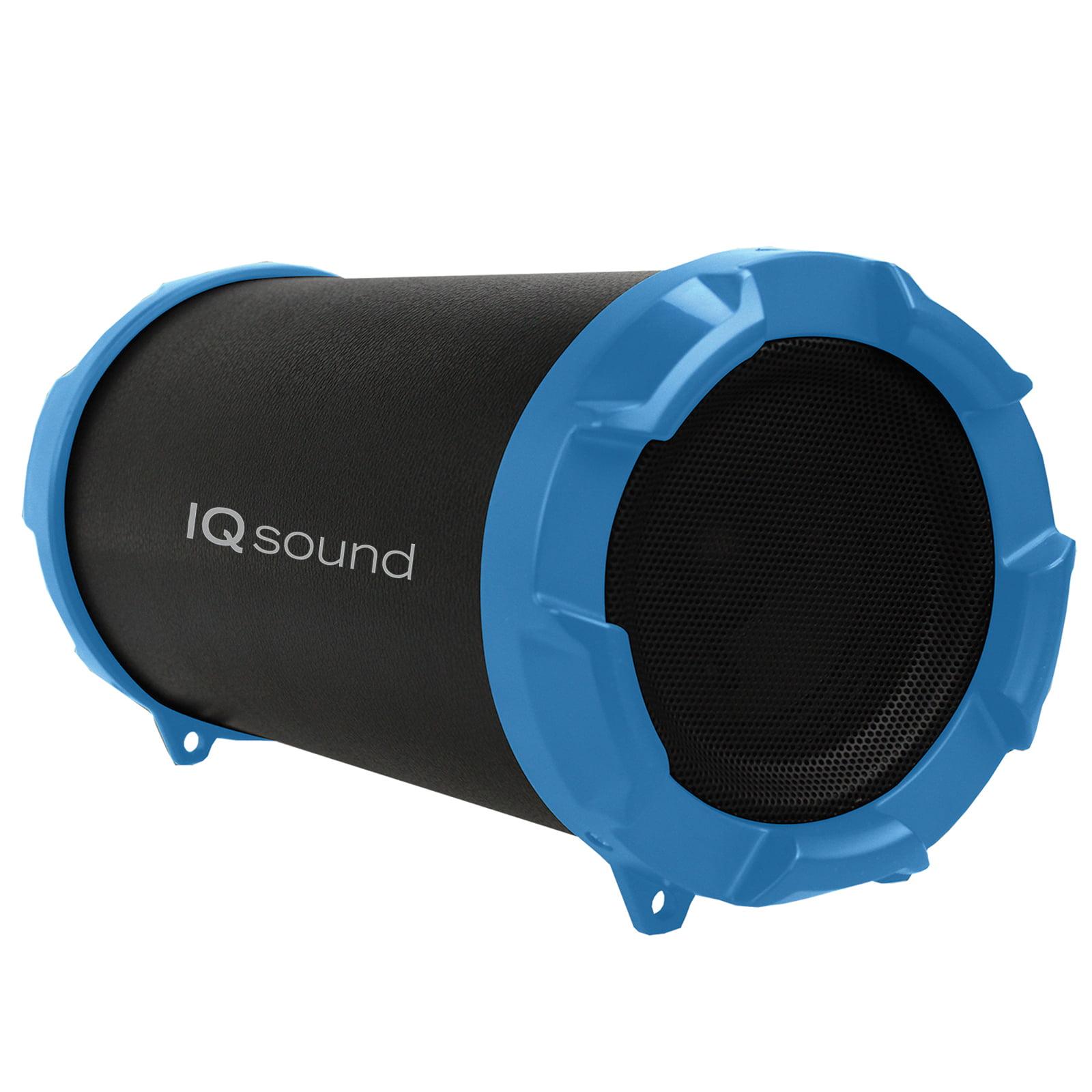 Supersonic Portable Speaker - Blue