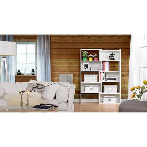 Homestar Flexible and Expandable Shelving Console