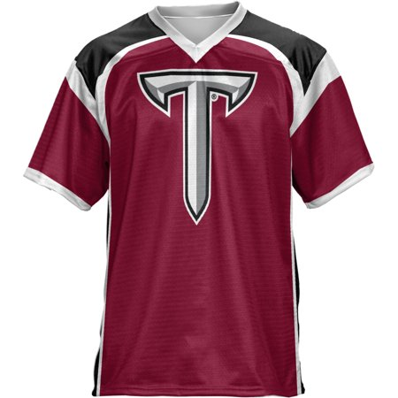 Troy Polamalu Signed Jersey - ProSphere Men's Troy University Red Zone Football Fan Jersey