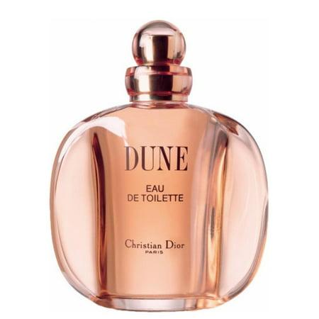 (Christian Dior Dune Eau De Toilette Spray, 3.4 Oz)
