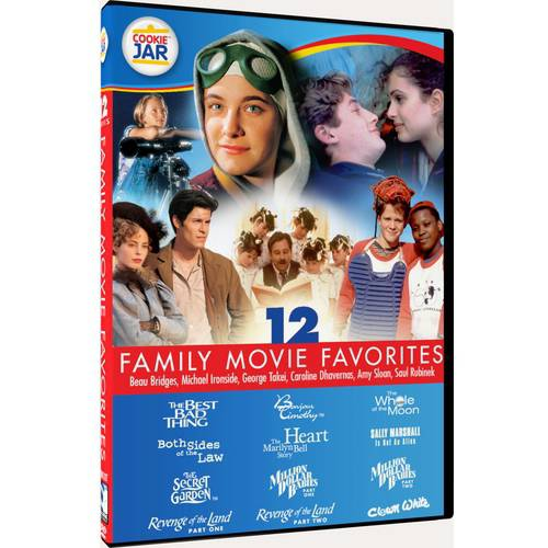 12 Family Movie Favorites