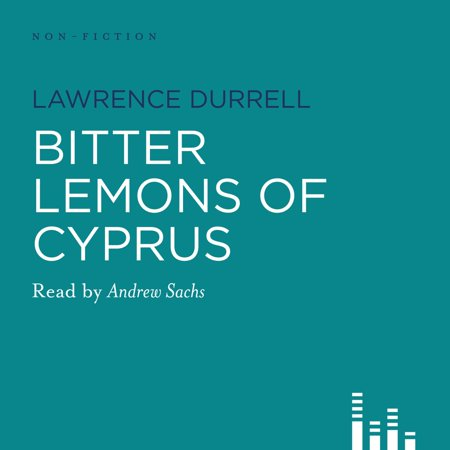 Bitter Lemons of Cyprus - Audiobook