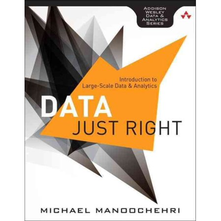 Data Just Right  Introduction To Large Scale Data   Analytics