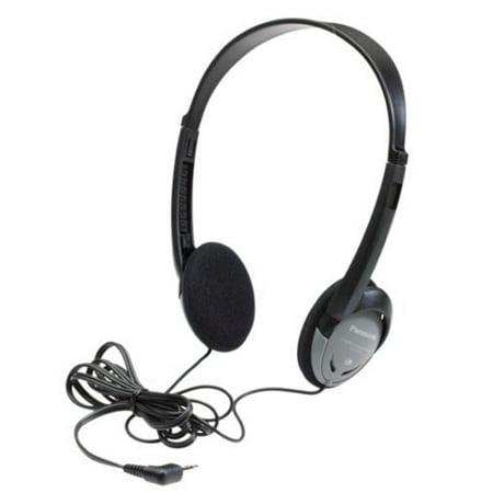 Panasonic RP-HT21 Lightweight Headphones w/ XBS Mega Bass System
