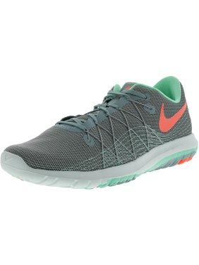 e2f425678f50 Product Image Nike Women s Flex Fury 2 Cannon   Bright Mango Ankle-High  Mesh Running Shoe -