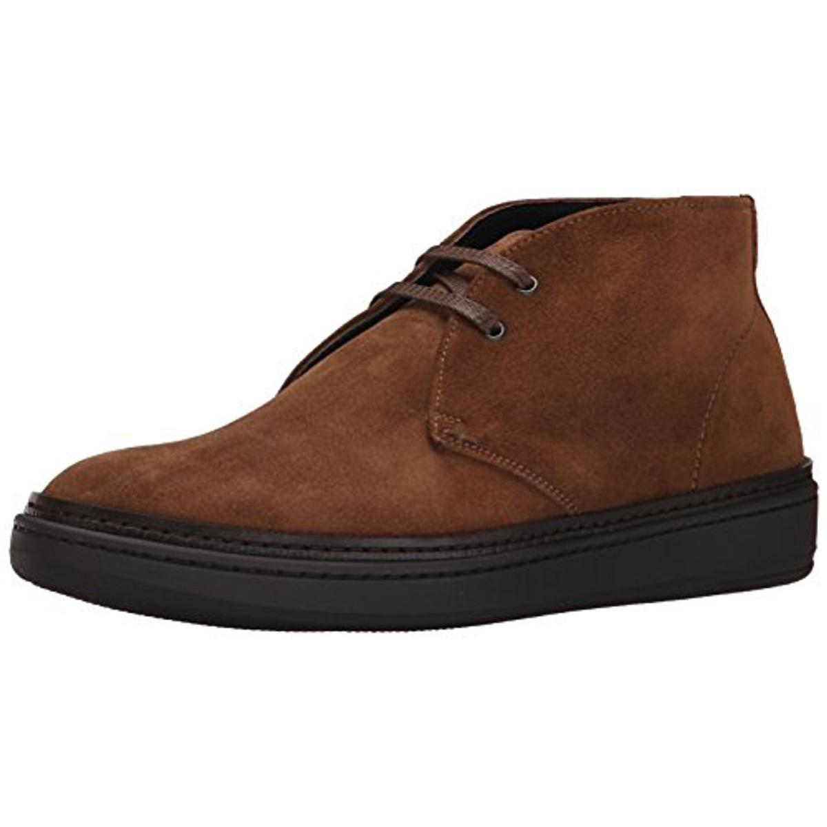 To Boot New York Mens Dyson Suede Lace Up Chukka Boots