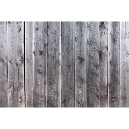 Canvas Print Old Input Scale Wood Boards Old Gate Barn Goal Stretched Canvas 10 x