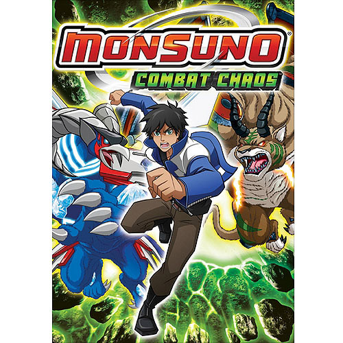 Monsuno: Combat Chaos (Widescreen)