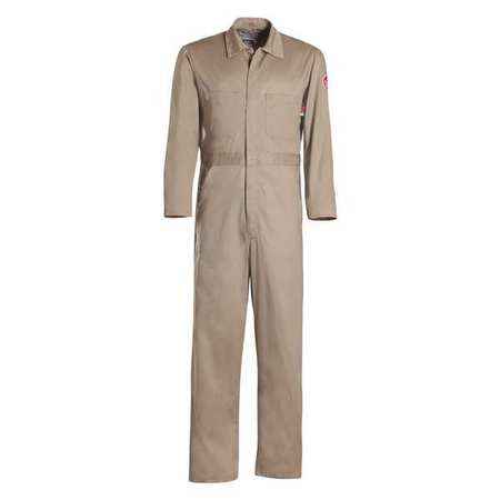 Walls FR Big and Tall Men's Flame Resistant Contractor Coverall, HRC Level 2 by Walls