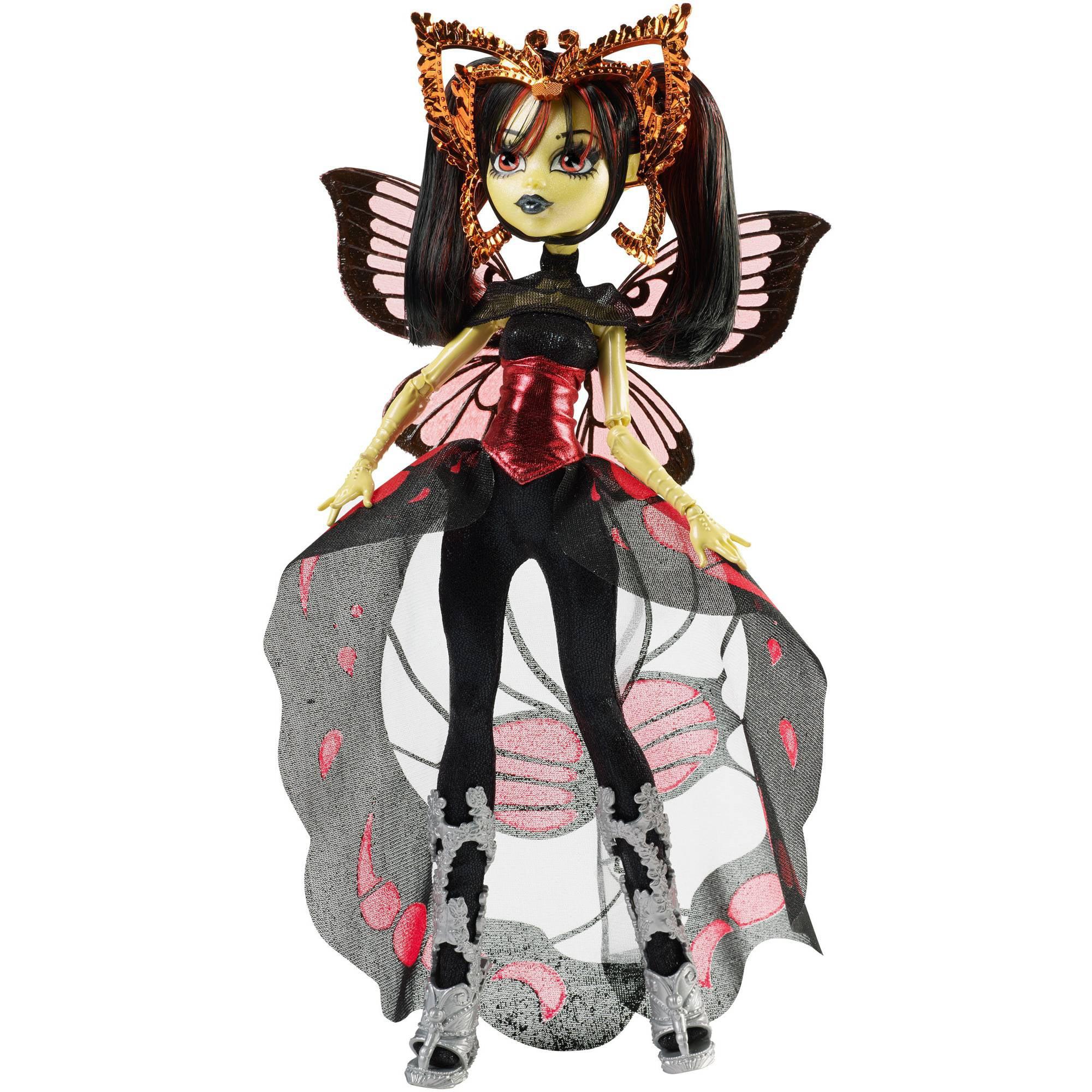 Monster High Boo York Luna Mothews Doll