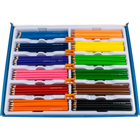 Maped Color'Peps Triangular Colored Pencils School Pack x240 - Map Pencils