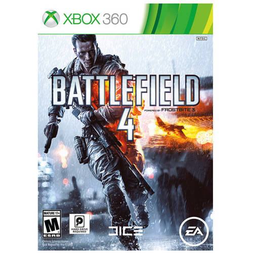 Electronic Arts Battlefield 4 (Xbox 360) - Pre-Owned