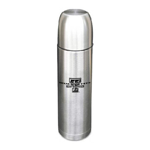 NCAA - Texas Tech Red Raiders Stainless Steel Thermos