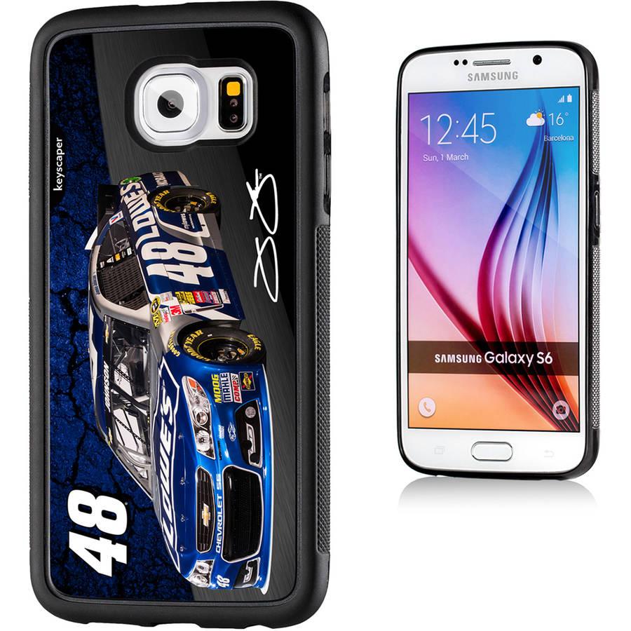 Jimmie Johnson 48 Lowe's Galaxy S6 Bumper Case