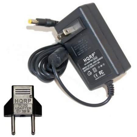 Hqrp Ac Adapter Power Supply For Brother Ad 5000 Ad