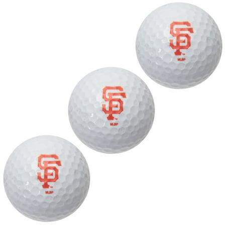 Team Effort San Francisco Giants Golf Balls, 3 - Halloween Balls In San Francisco
