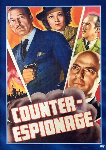 Counter-Espionage (DVD) by Allied Vaughn