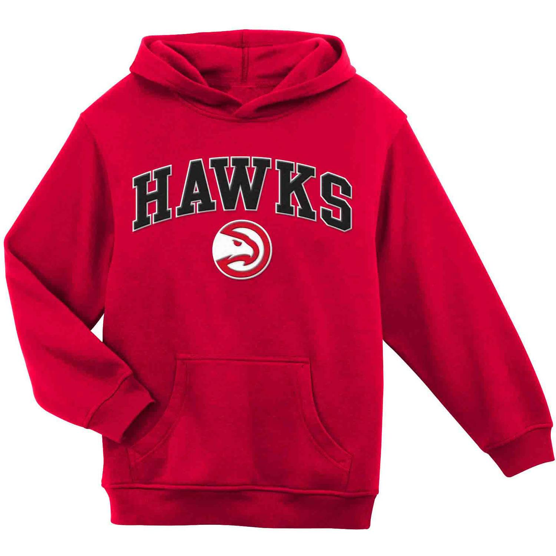 NBA Atlanta Hawks Youth Team Hooded Fleece