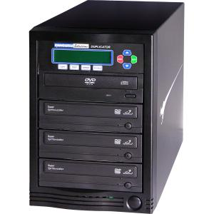 DVD DUPLICATOR 1-3 24X LIGHTNING FAST COPIES OF DVDS & CDS