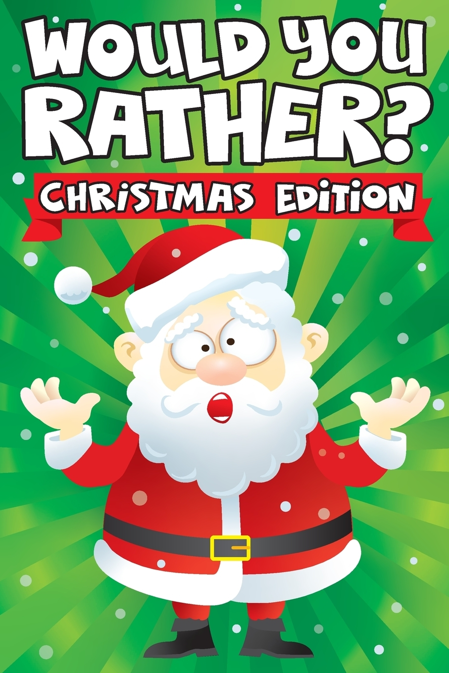 Would You Rather Christmas Game Stocking Fillers Box Games Eve Party Boy Girl