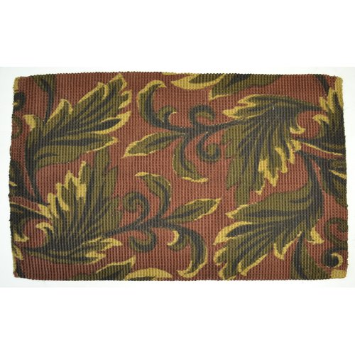 Imports Decor Leaves Rug