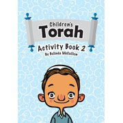 Children's Torah Activity Book 2