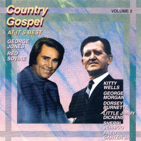 Country Gospel at It's Best 2 / Various (CD)