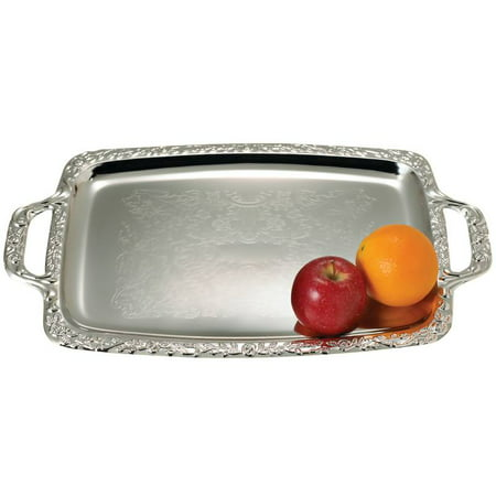 Sterlingcraft KTT8 Oblong Serving Tray, NA - Serving Trays For Parties