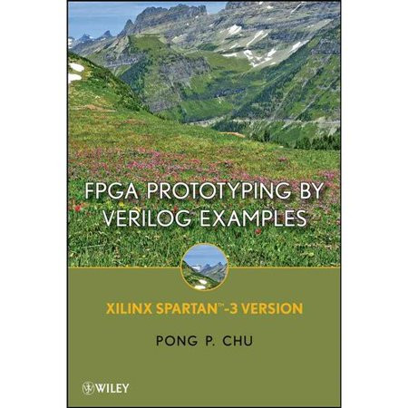Fpga Prototyping By Verilog Examples  Xilinx Spartan  3 Version