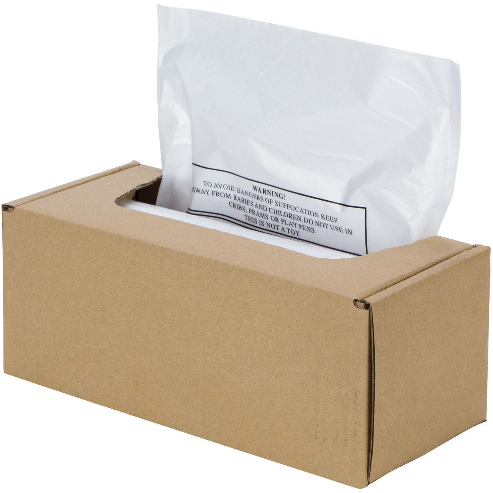 Waste Bags for AutoMax 500CL, 500C, 300CL and 300C Shredders