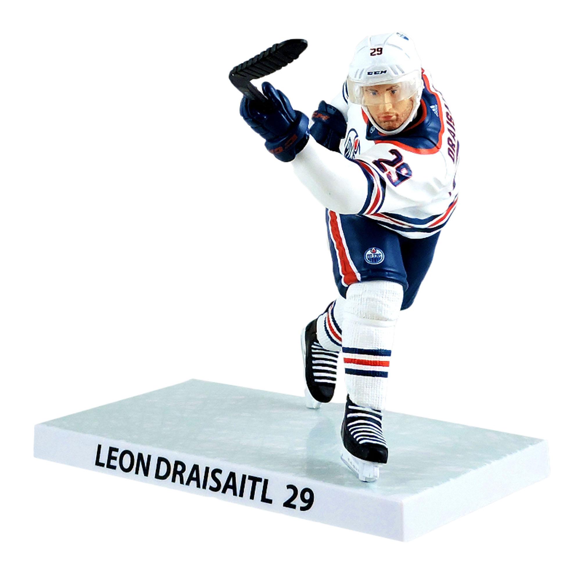 "Leon Draisaitl Edmonton Oilers Imports Dragon 6"" Player Replica Figurine - No Size"