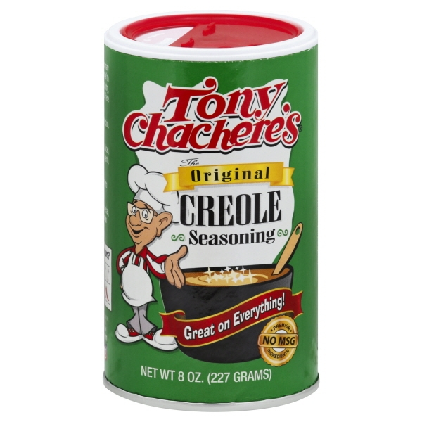 Tony Chachere's Creole Seasoning 8oz.