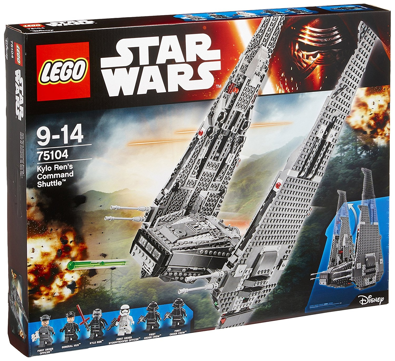 Lego SW-Kylo Rens Command Shuttle