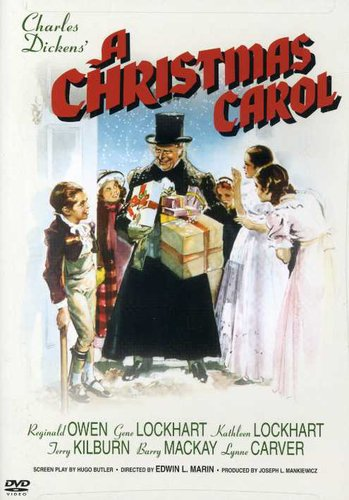 A Christmas Carol (DVD) by WARNER HOME VIDEO