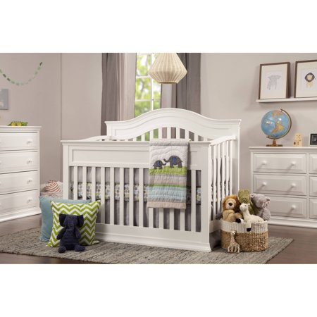 Davinci Brook 4 In 1 Convertible Crib White