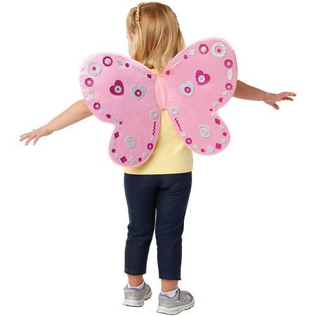 International Playthings Kidoozie Princess Fairy Wings