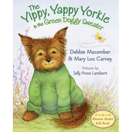 The Yippy, Yappy Yorkie in the Green Doggy Sweater](Doggy High Five)