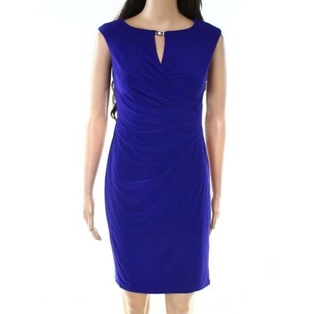 Lauren by Ralph Lauren Women Petite Sheath Dress