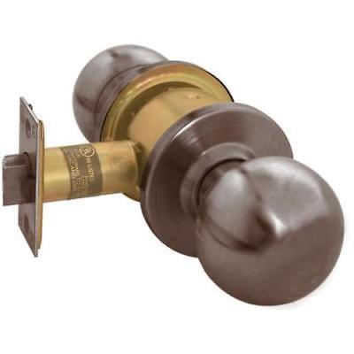 Arrow RK Oil-Rubbed Bronze Non-Handed Privacy Cylindrical Knob Lock (Arrow Locks)