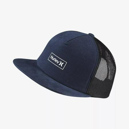 Hurley Kids' Boys' Youth Locked Trucker Hat Cap - Blue -