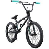 Mongoose Legion Freestyle BMX Bike Line for Kids, Youth and Beginner-Level to Advanced Adult Riders,20-Inch Wheels, Steel Frame, Black, Legion L10