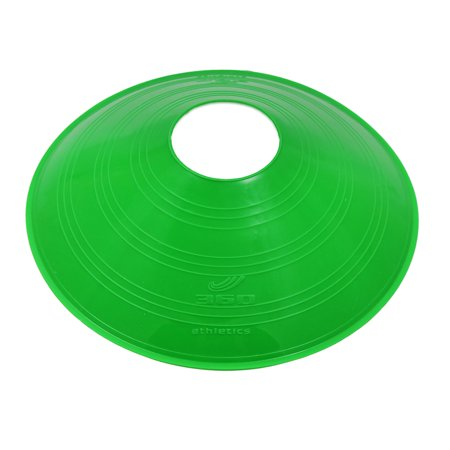 SAUCER FIELD CONE 7IN GREEN (Saucer Cones)