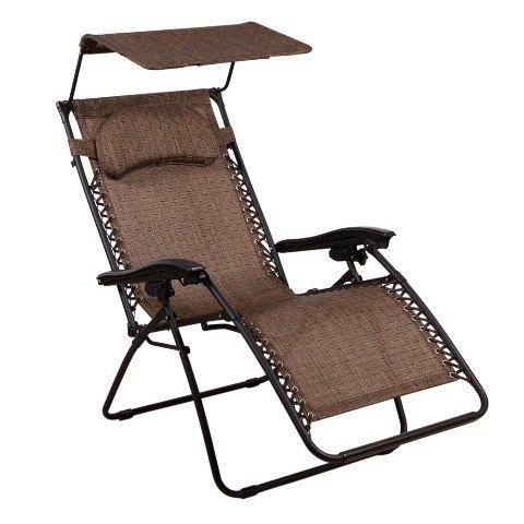 Oversized Zero Gravity Chair With Canopy   Walmart.com