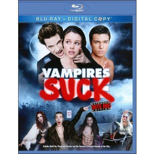 Vampires Suck (Unrated/Rated) (Blu-ray) (Widescreen)