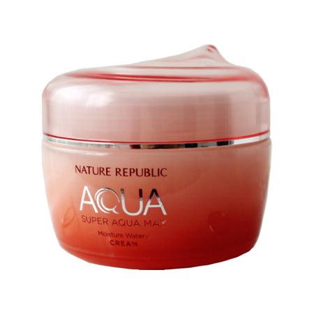 (6 Pack) NATURE REPUBLIC Super Aqua Max humidité Aquatiques crème